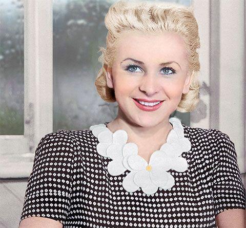 Валентина Сєрова