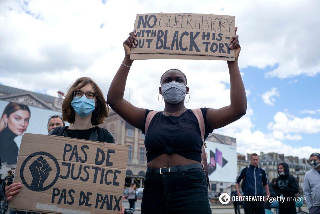 Демонстрація в Німеччині