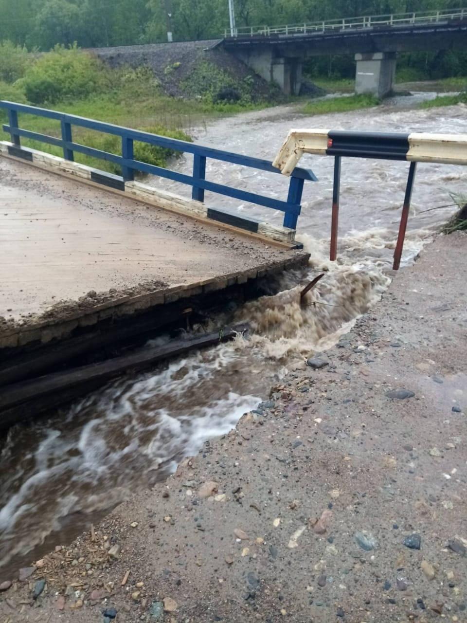 Міст через Койський струмок