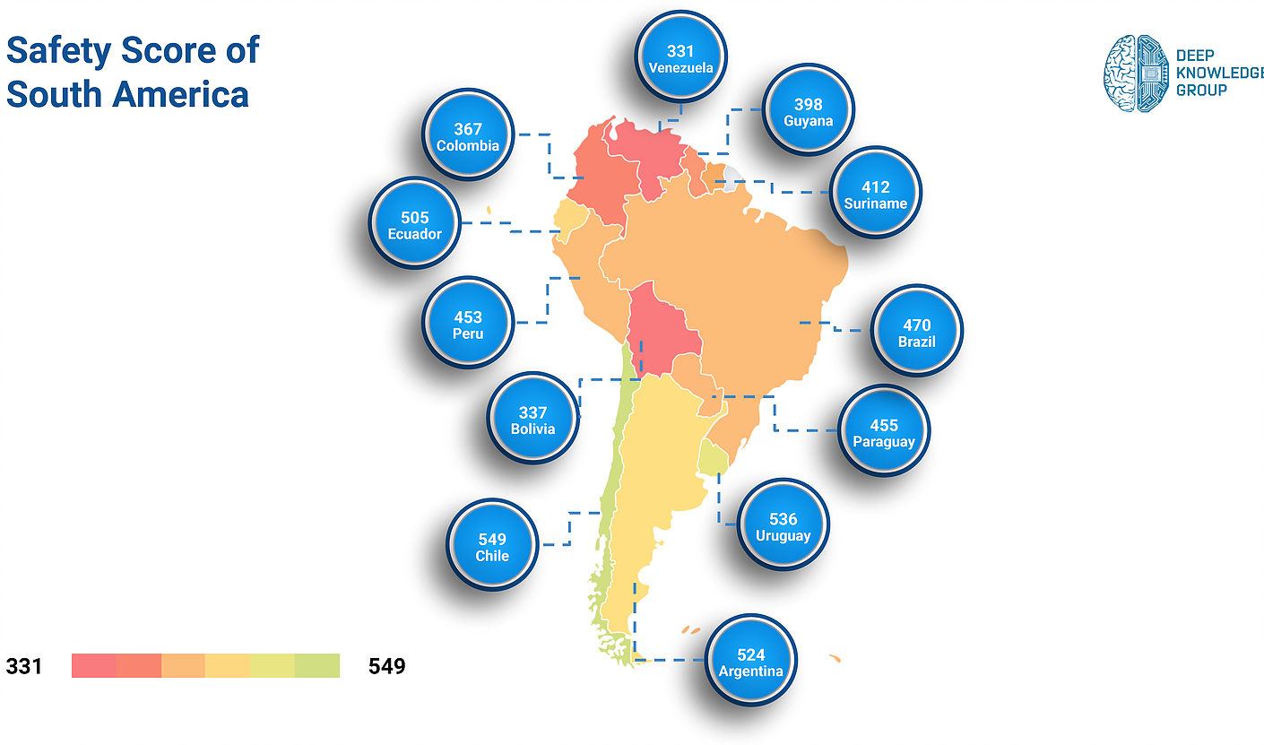 Названы самые опасные страны при пандемии COVID-19. Рейтинг