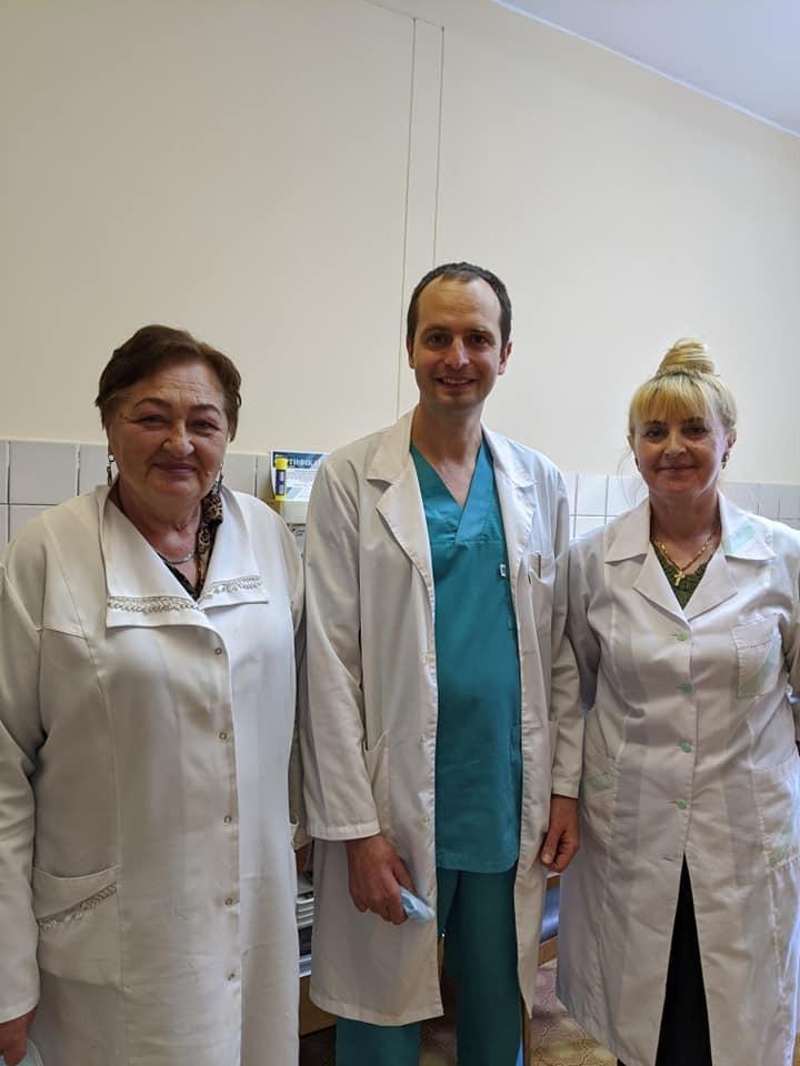 Украинские ученые-медики, которые провели эксперимент