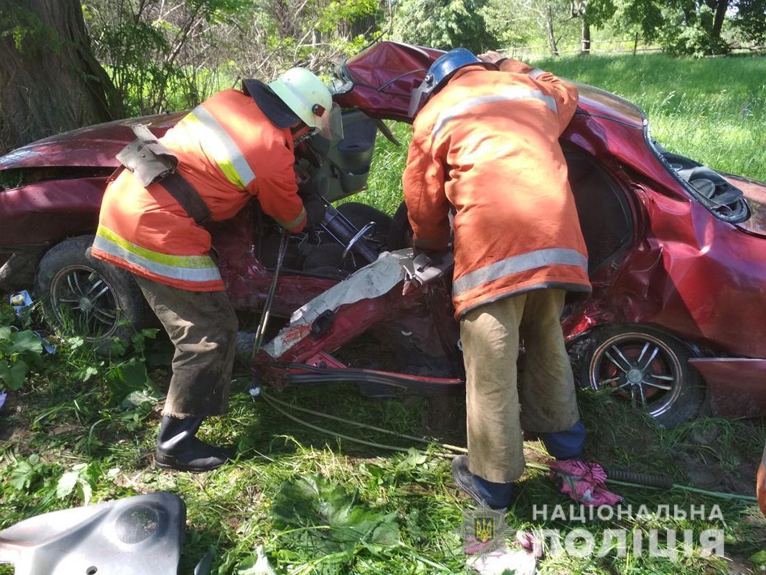 В жутком ДТП на Житомирщине погибли 3 взрослых и младенец