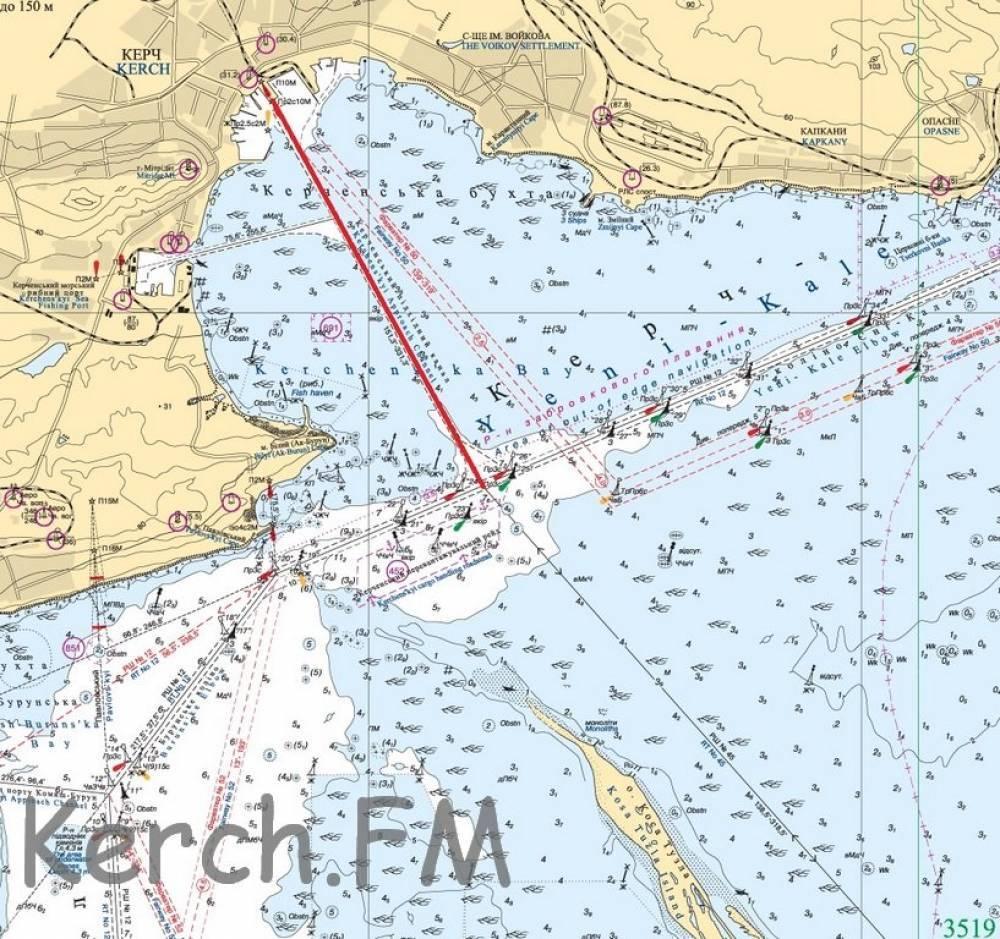 Канал в Керчи стремительно мелеет: в Крыму заявили об угрозе судоходству
