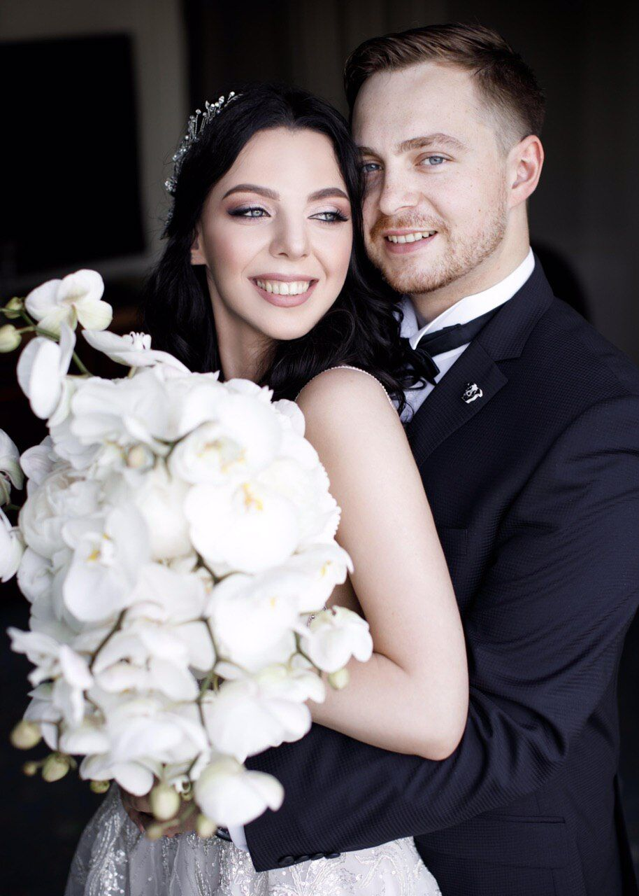 Свадьба Sonya Kay и Олега Петрова