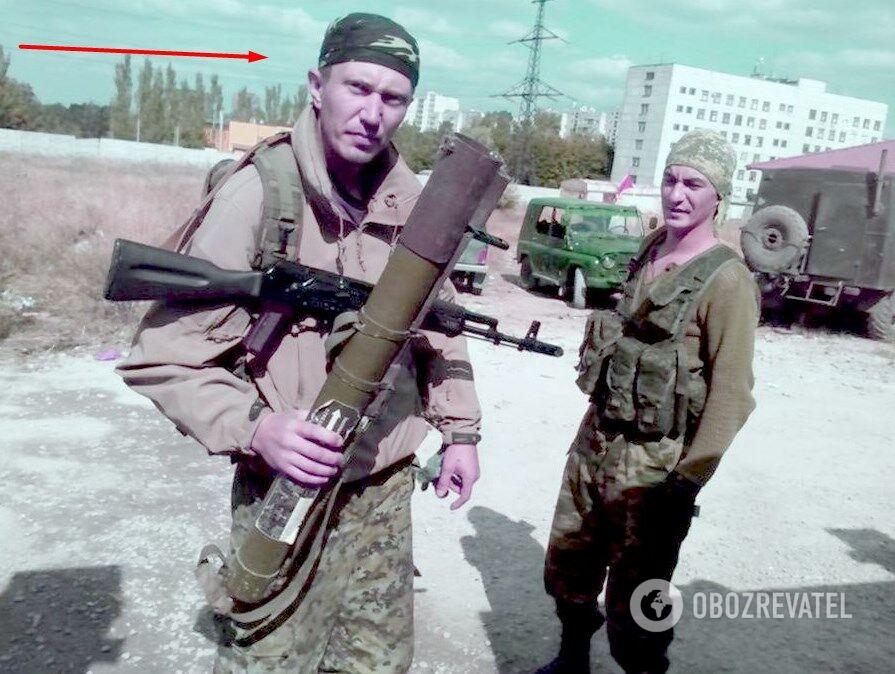 Гражданин Казахстана Евгений Щербак воевал против Украины