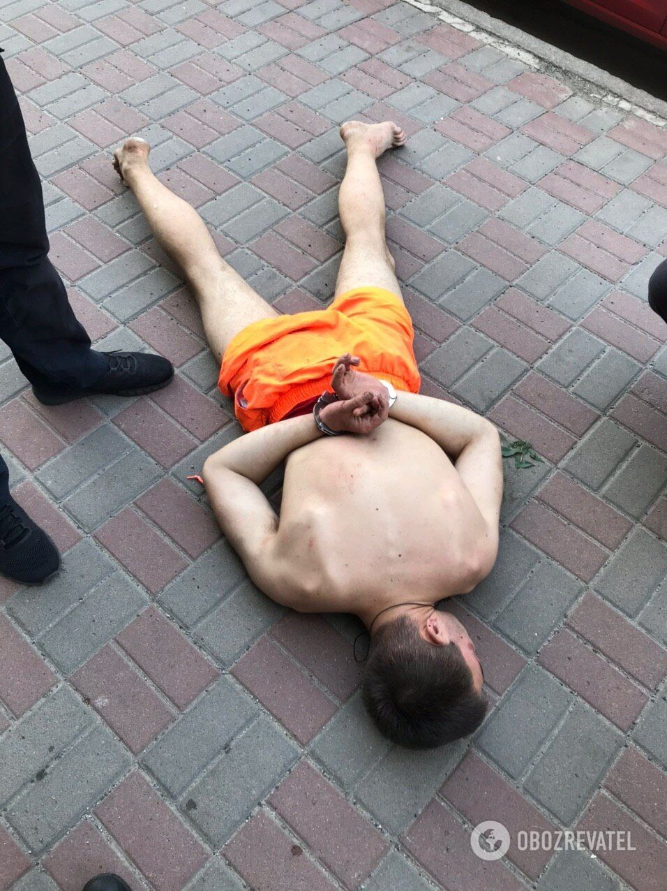 В Киеве у посла ЮАР украли авто и совершили на нем ДТП, правоохранители задержали подозреваемого