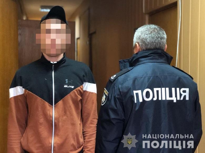 В Киеве врача ограбили и отобрали оборудование почти на 300 тысяч грн. Подозреваемый