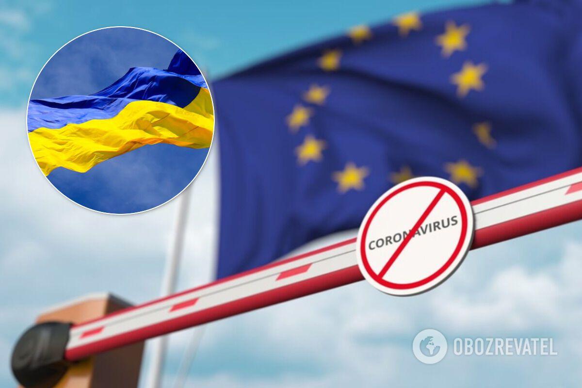 Европа пока не открывает границы для Украины