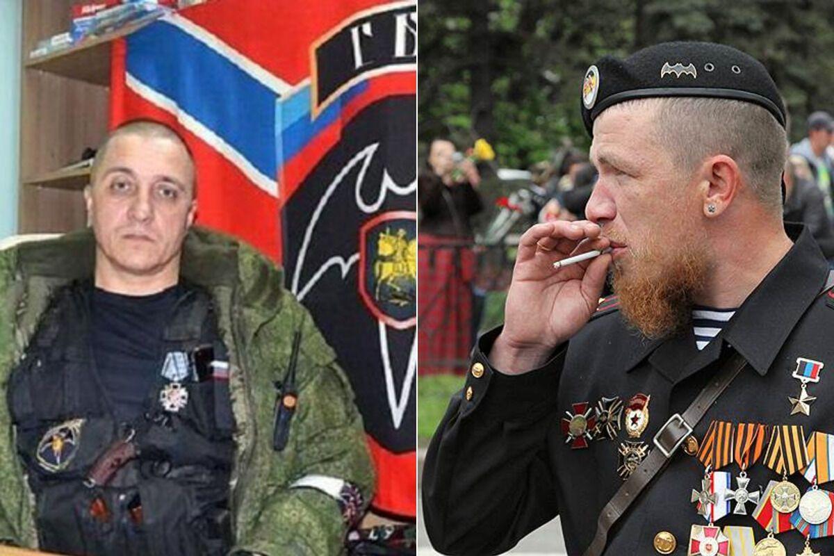 """Оба """"командира"""" Щербака были ликвидированы: """"Бэтмен"""" – возле Лугутино, """"Моторола"""" – в Донецке"""