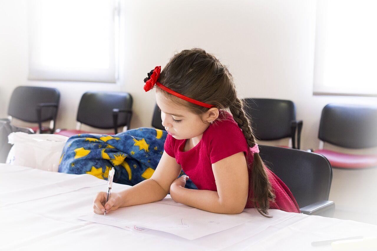 Изобразительное искусство помогает снять стресс не только у детей, но у взрослых