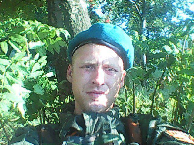 Снайпер ВСУ ликвидировал террориста Евгения Степина