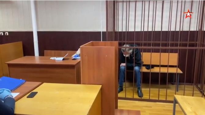 Михайло Єфремов у суді