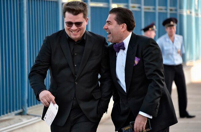 Джанібекян і Харламов