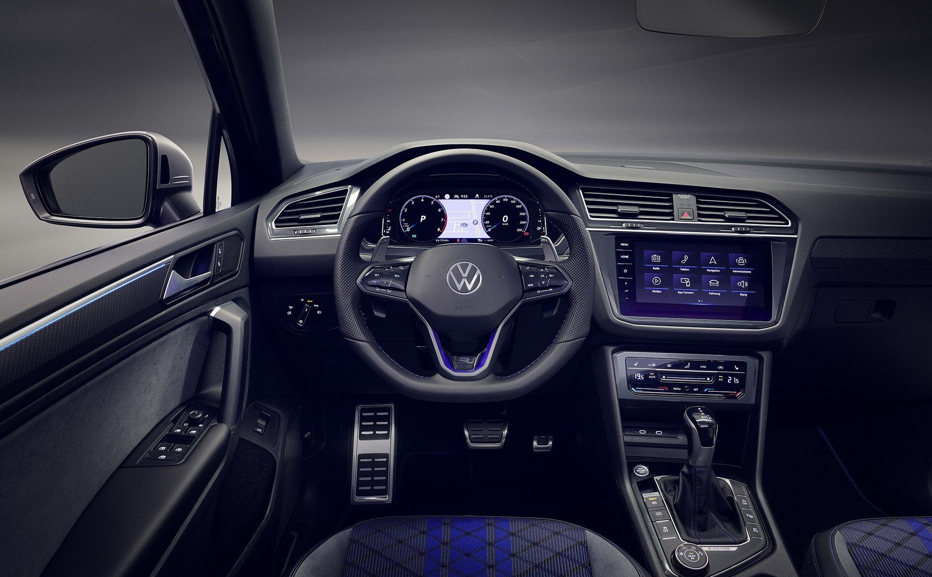 Volkswagen Tiguan 2021.