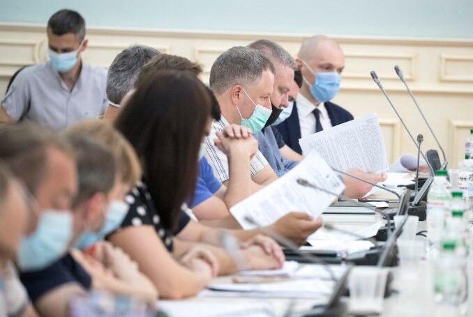 Кличко предупредил о жестких мерах относительно незаконного строительства (Фото: пресс-служба Кличко)