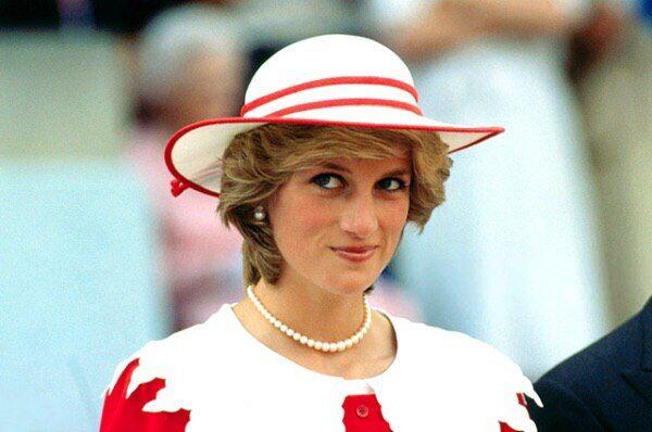 Принцесса Диана (источник – ew.com)