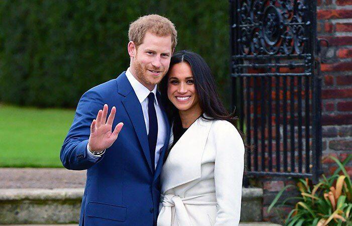 Принц Гарри и Меган Маркл (источник – insider.com)