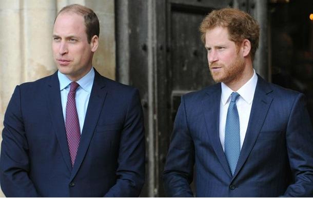 Принц Уильям и принц Гарри (источник – womenssecrets.me)
