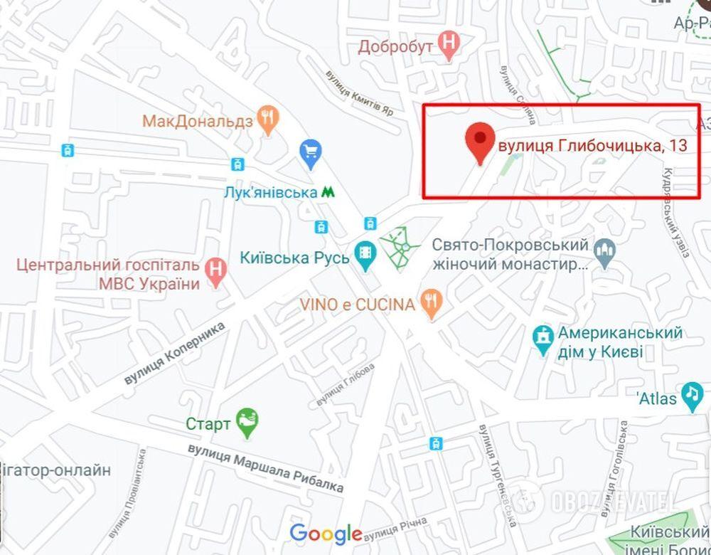 """Убийство произошло в ЖК """"Львовский квартал"""" в Киеве"""