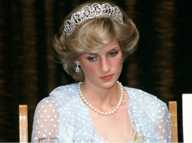 Принцесса Диана (источник – cheatsheet.com)
