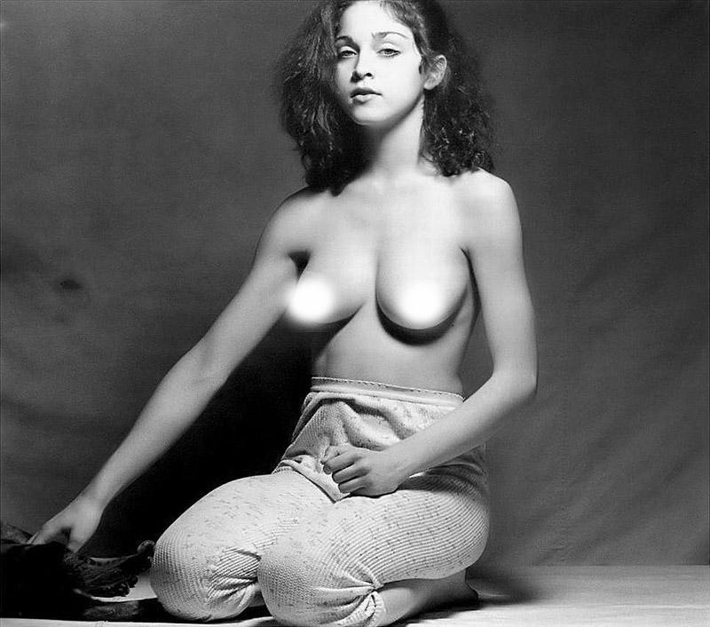 Мадонна, 1979 рік