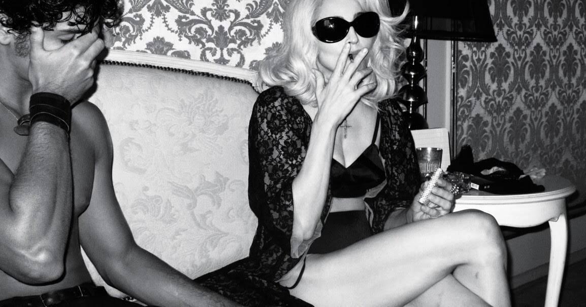 Фотосесія для березневого номера журналу W Magazine. Фотограф Steven Klein. 2009 рік
