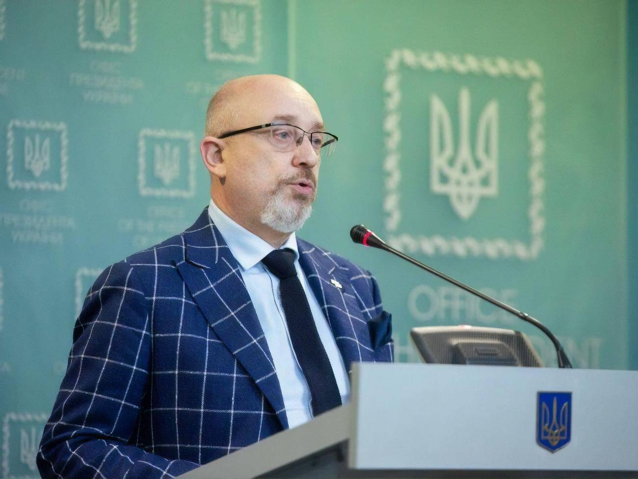 Алексей Резников. Фото - president.gov.ua