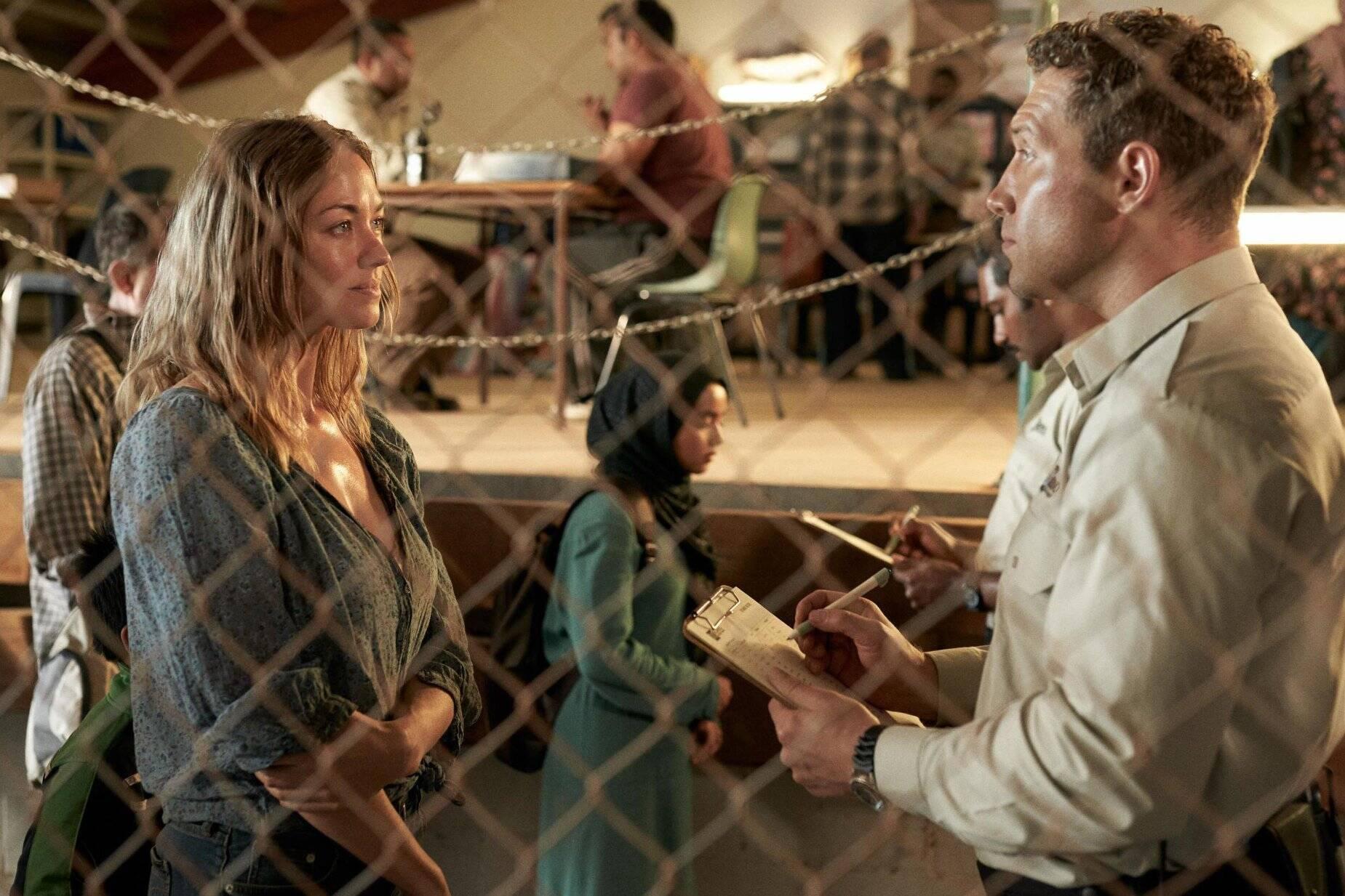 """""""Без гражданства"""": новый сериал от Netflix"""