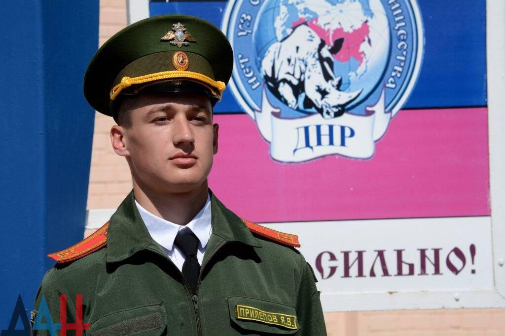 Випуск бойовиків в ДонВЗКУ