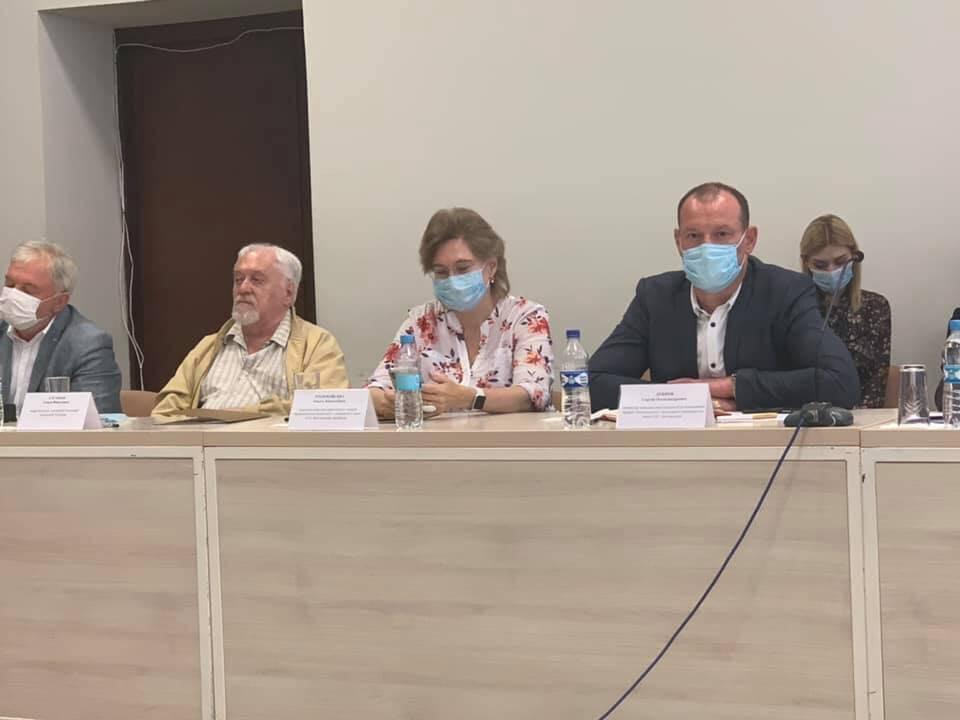 Заседание медицинского совета