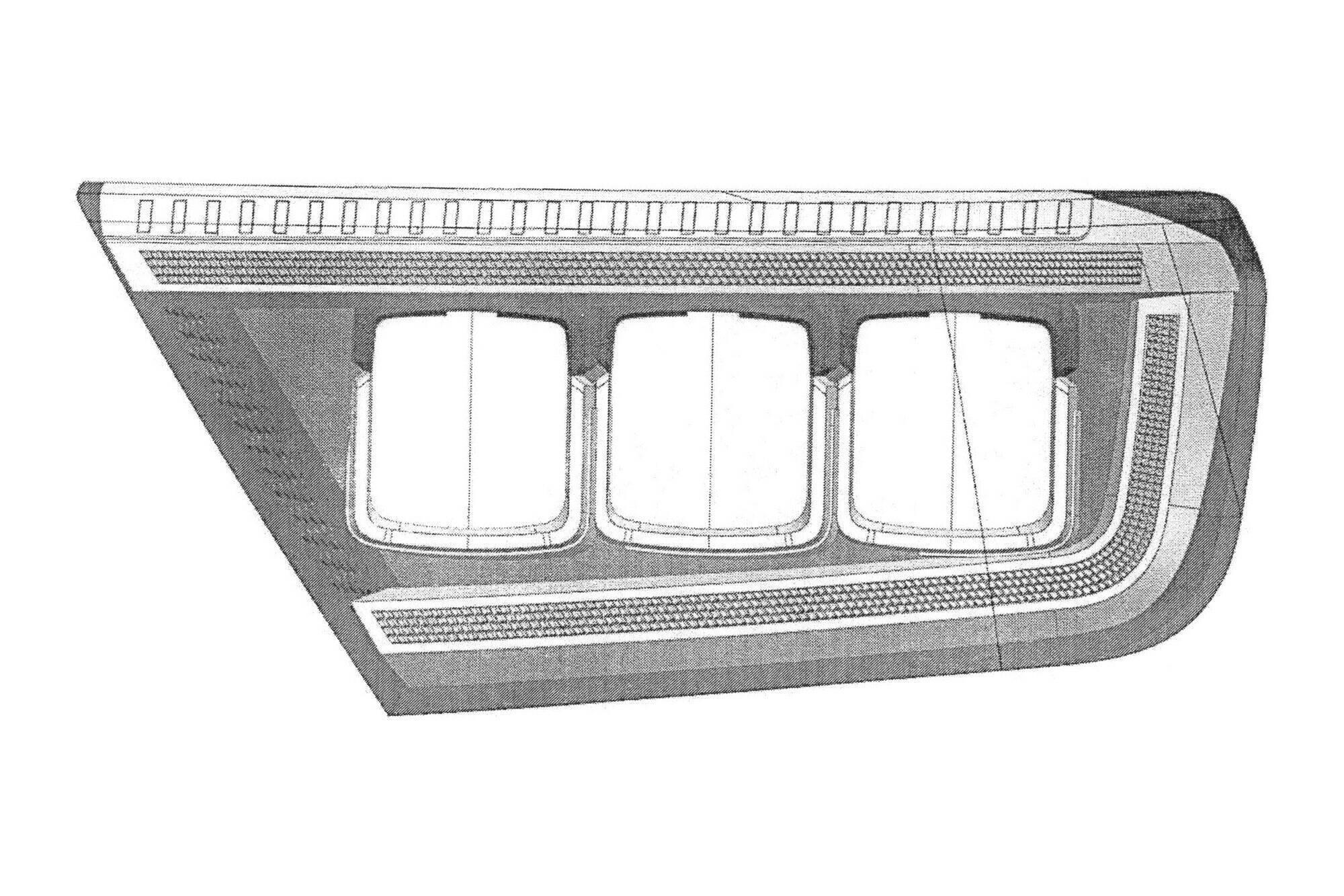 Раніше були запатентовані фари УАЗ Патріот.
