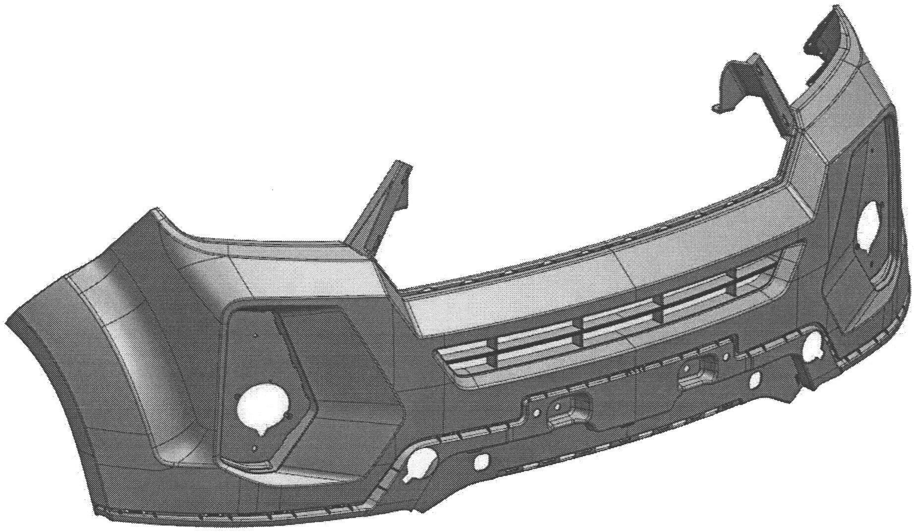 У Роспатенті зареєстрували дизайн переднього бамперу UAZ Patriot 2022.