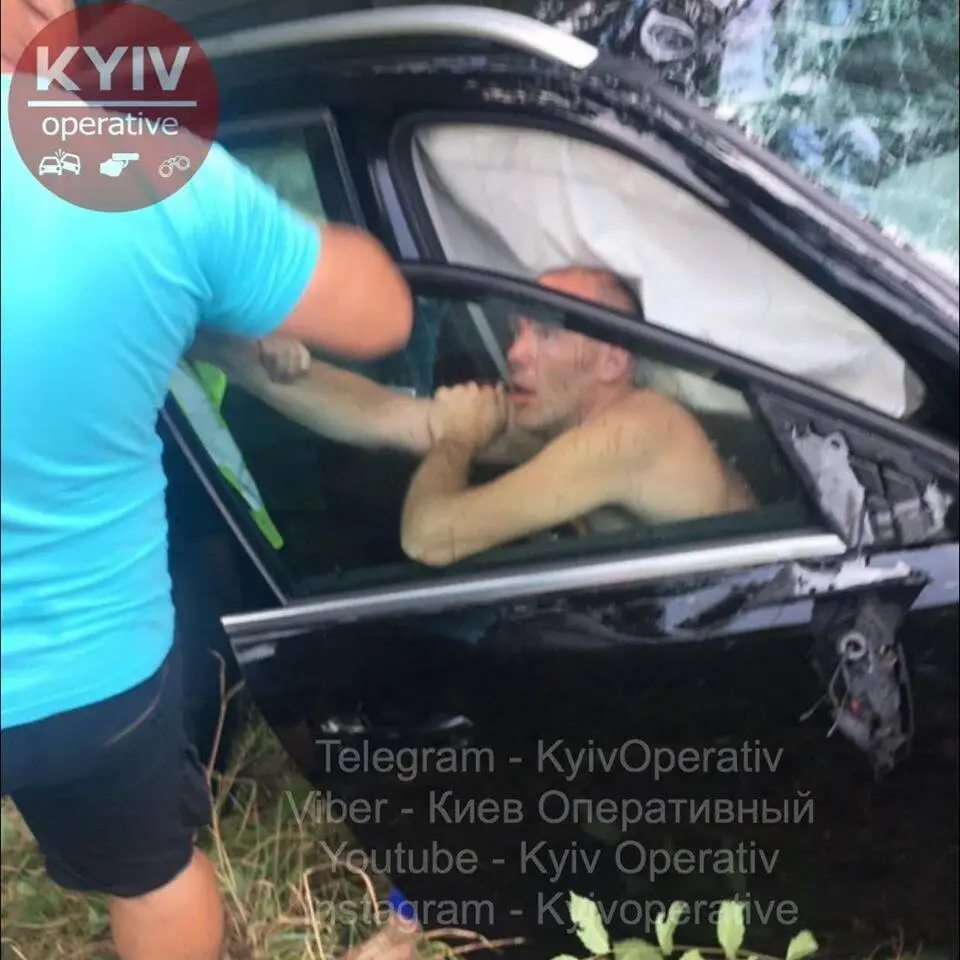 Антон Желепа, устроивший смертельную ДТП в Киеве, был в состоянии алкогольного опьянения