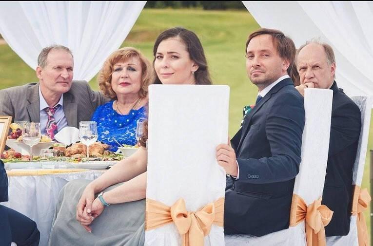"""Зйомки сьомого сезону """"Сватів"""""""