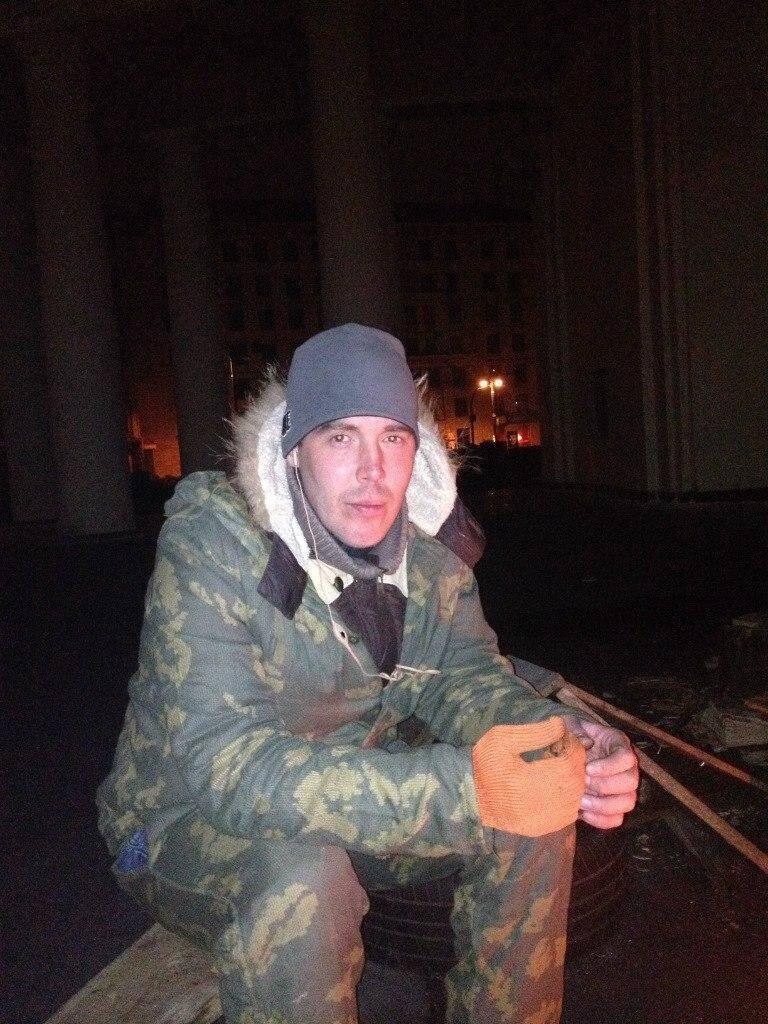 Антон Желепа. Фото - соцсети