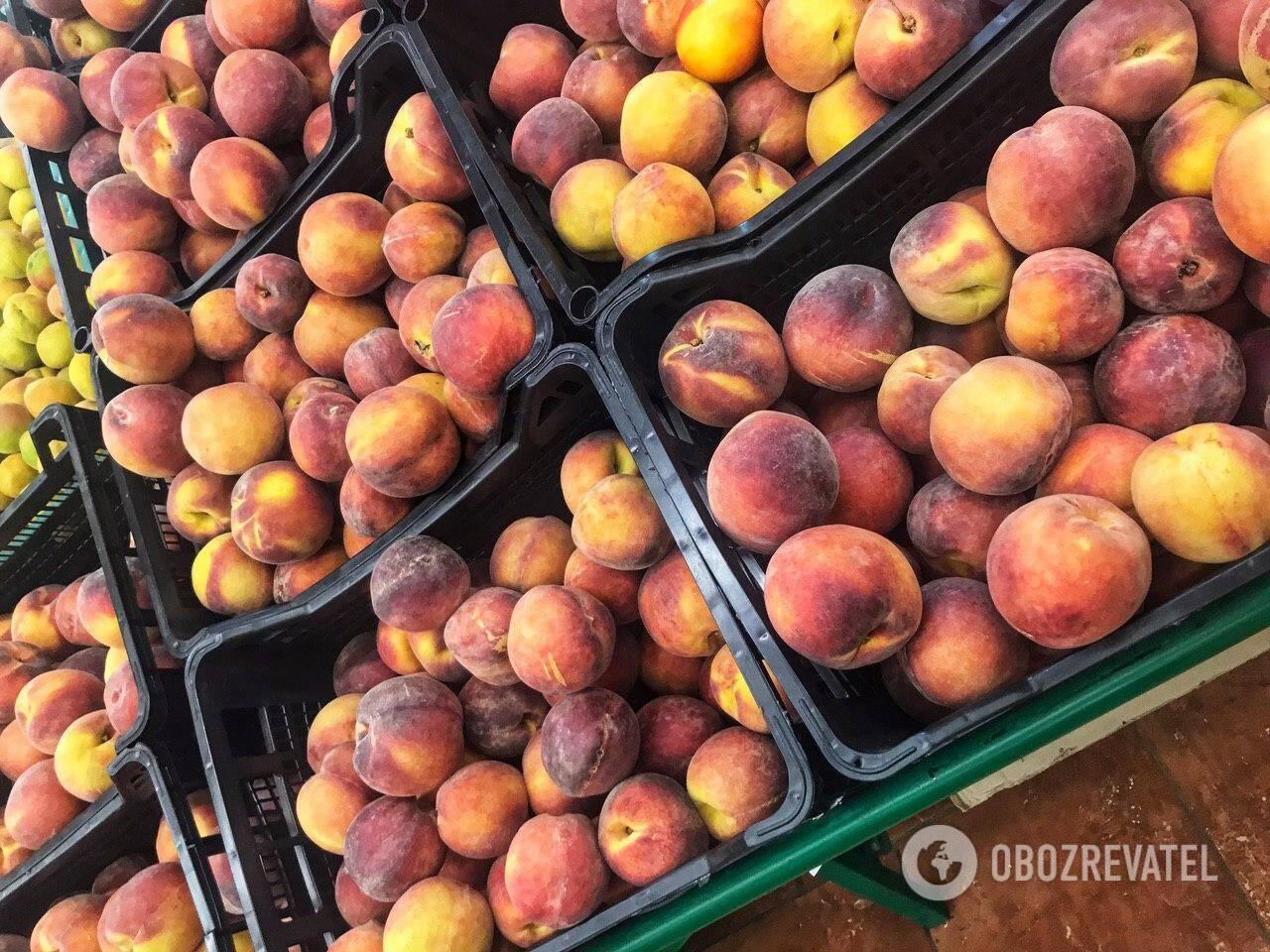 Харчові продукти повинні реалізовуватися вчасно і по сезону