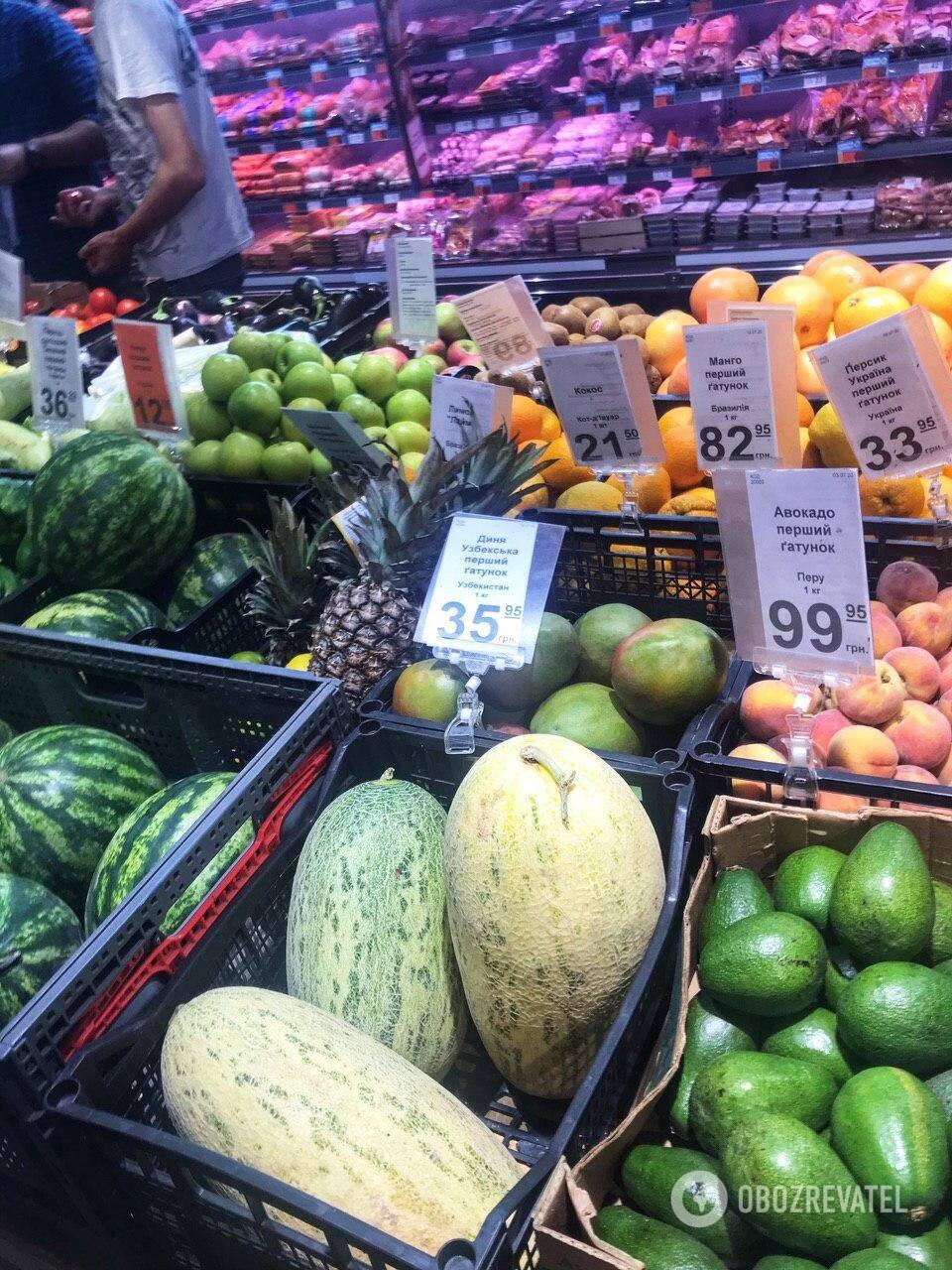 Купувати продукти краще в магазинах або на ринках