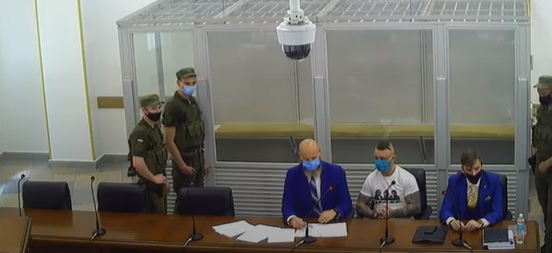 Суд над Антоненко