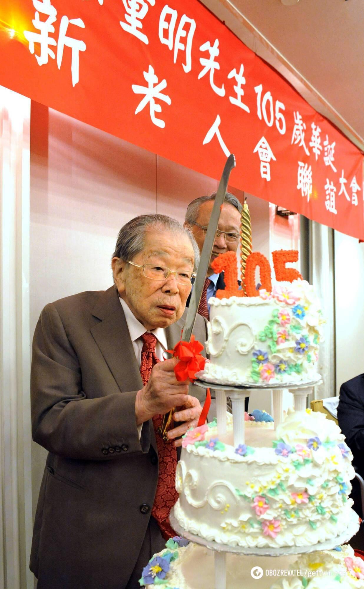 Сигэаки Хинохара работал почти до 105 лет и не советовал людям рано уходить на пенсию
