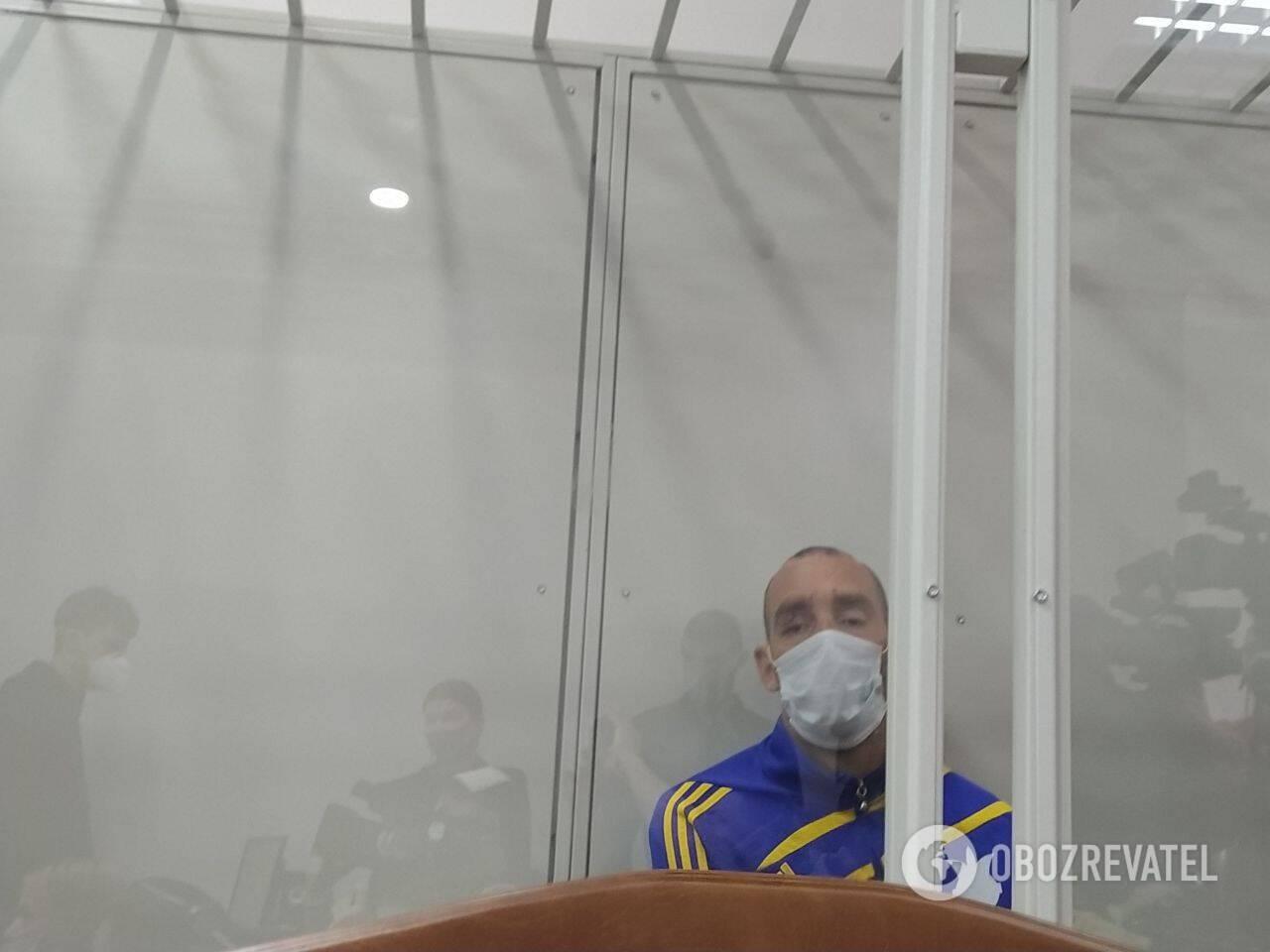 Суд заарештував підозрюваного у скоєнні ДТП у Києві з чотирма загиблими Желепа