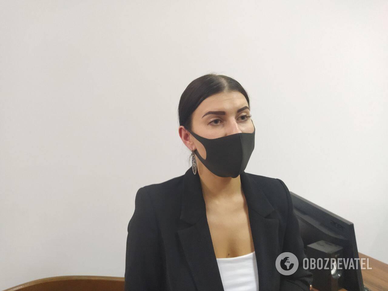 Суд арештував підозрюваного у скоєнні ДТП у Києві із чотирма загиблими Желепу. Прокурорка