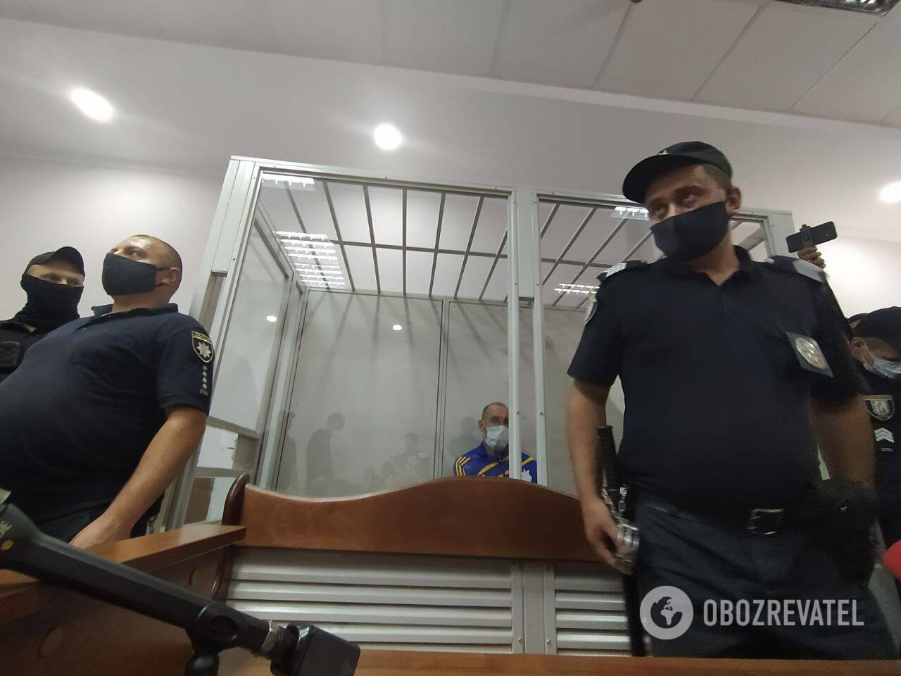 Суд арештував підозрюваного у скоєнні ДТП у Києві із чотирма загиблими Желепу