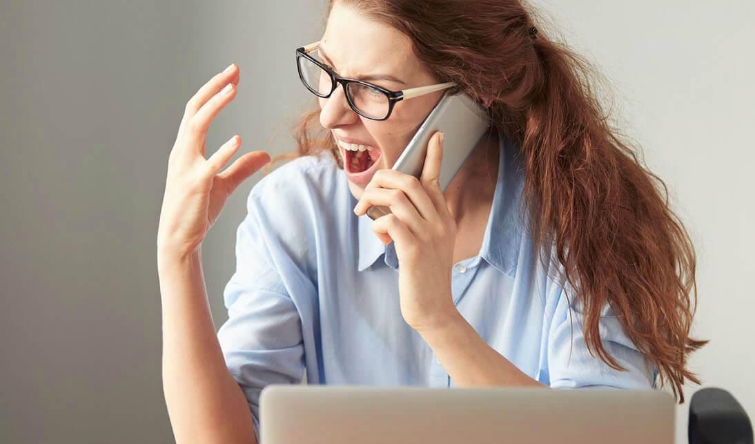 """Финансовые компании беспокоят звонками. Фото """"mywallet.ua"""""""