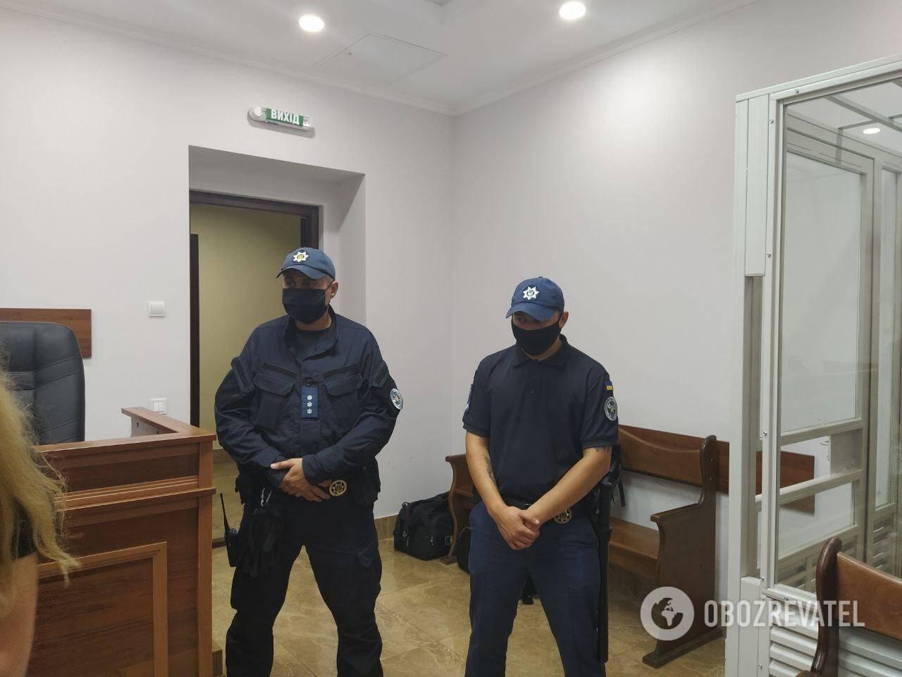 Суд арестовал подозреваемого в совершении ДТП в Киеве с четырьмя погибшими Желепу. Правоохранители