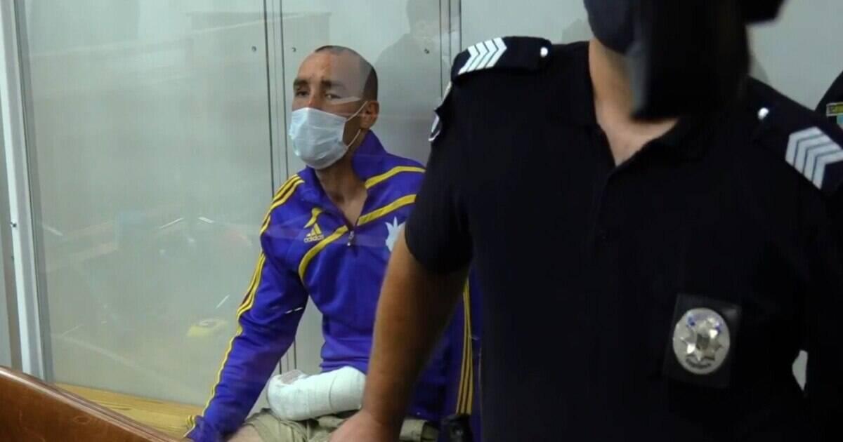 Суд арестовал подозреваемого в совершении ДТП в Киеве с четырьмя погибшими Желепу