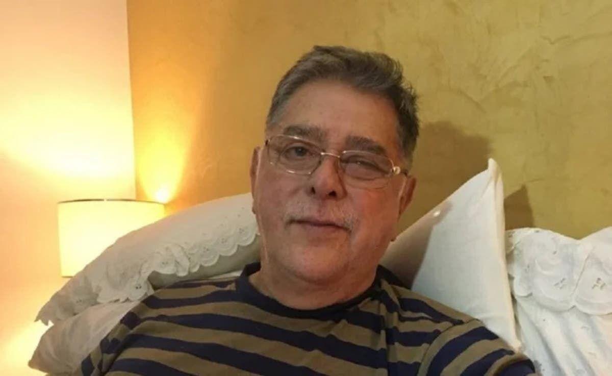 Раймундо Капетільо в лікарні