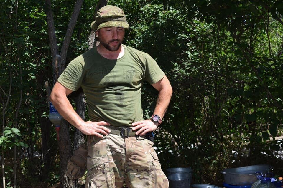 У засідці окупантів 13 липня загинув військовий медик Микола Ілін.