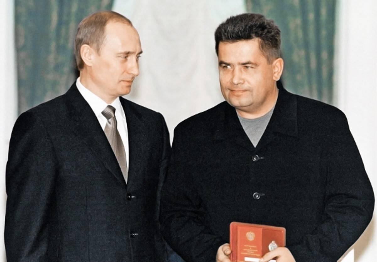 Расторгуев и Путин