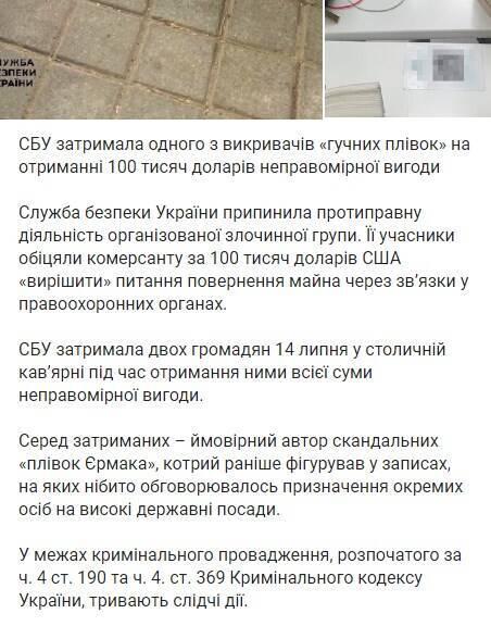 Telegram СБУ