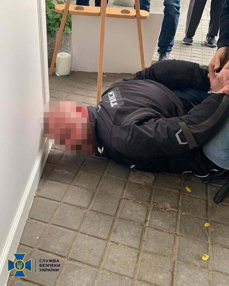 Спецслужба затримала двох підозрюваних